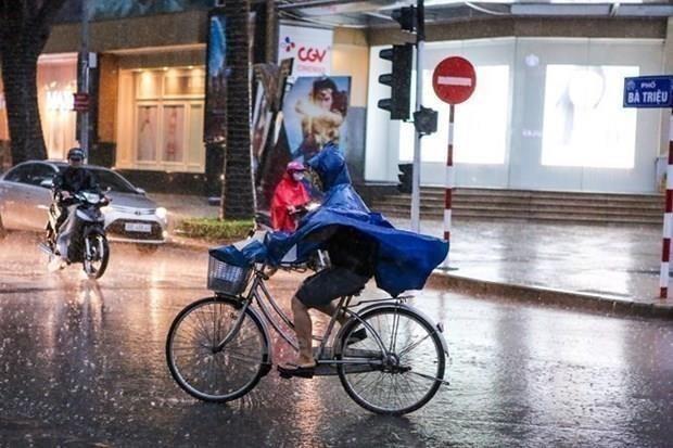 Bắc Bộ dịu mát, Trung Bộ vẫn có mưa to đến rất to