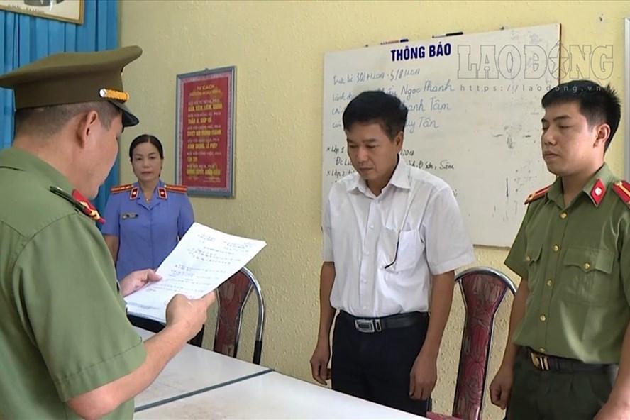 Sai phạm trong Kỳ thi THPT Quốc gia tại Sơn La: Khai trừ Đảng đối với 8 đảng viên