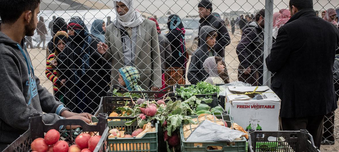 Nạn đói tiếp tục gia tăng tại Trung Đông và Bắc Phi