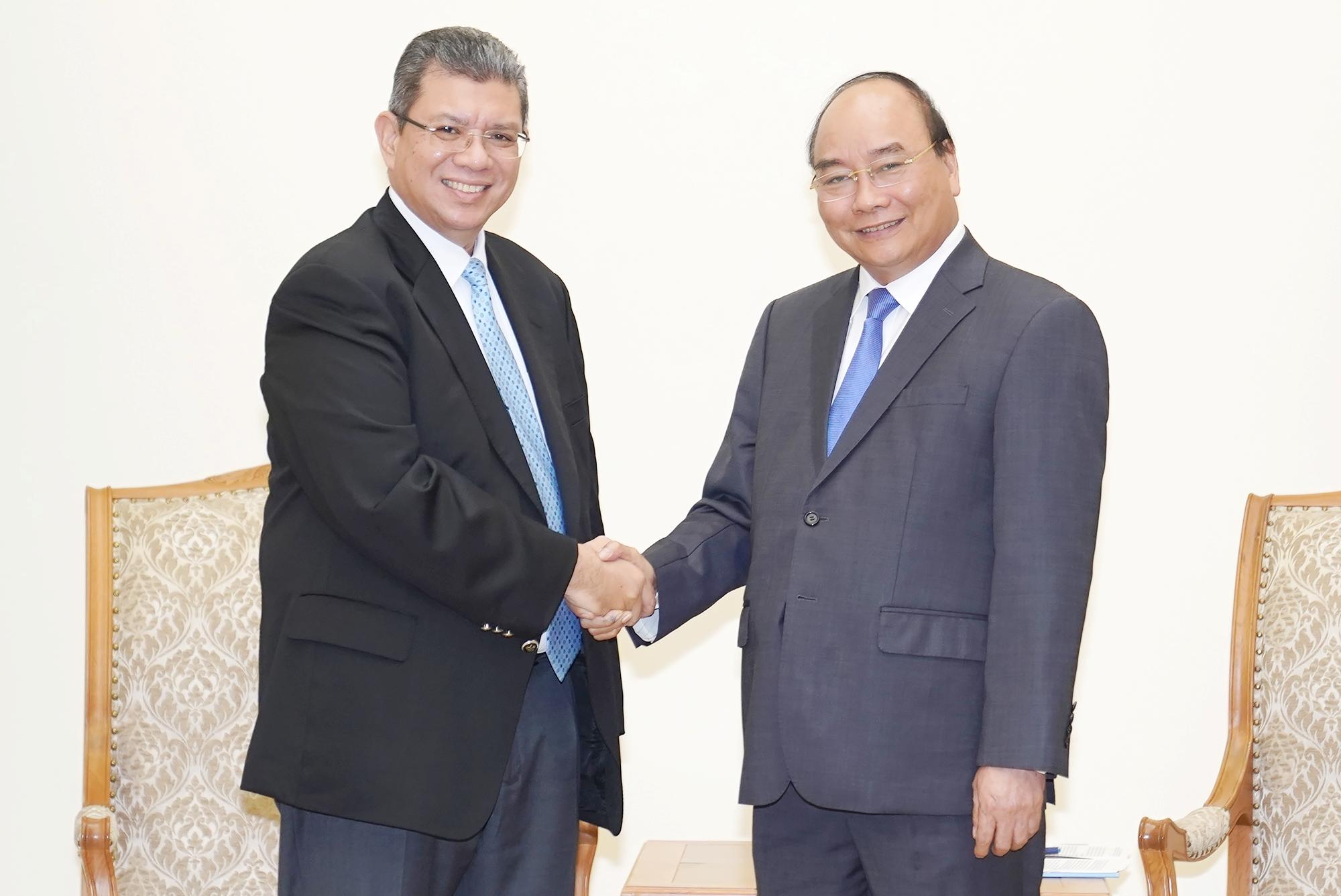 Thủ tướng đề nghị Malaysia tăng cường tiêu thụ nông sản của Việt Nam