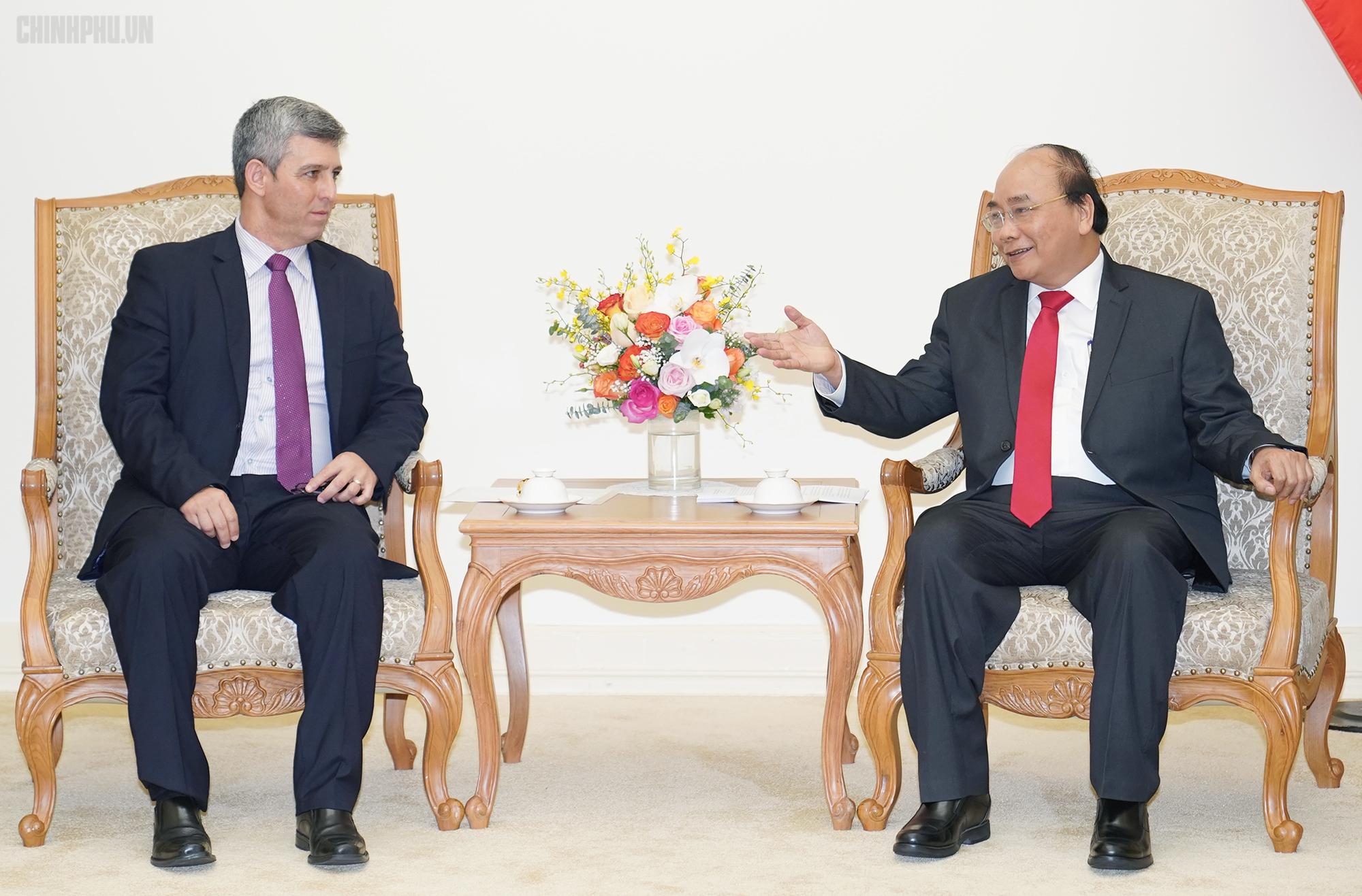 Việt Nam sẵn sàng hỗ trợ Cuba xây dựng trung tâm giám sát an ninh mạng