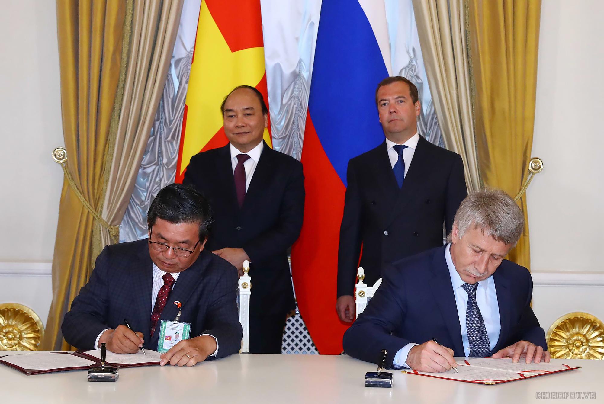 Quan hệ thương mại song phương Việt Nam-  Liên bang Nga tăng trưởng mạnh mẽ