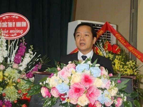 Phê chuẩn Phó Chủ tịch Ủy ban Nhân dân tỉnh Ninh Bình