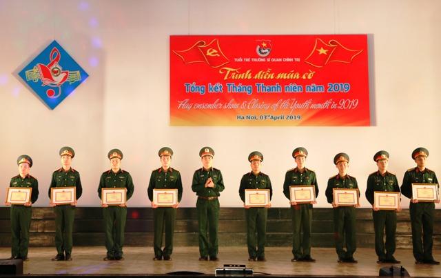 Sức trẻ ở mái trường giàu truyền thống