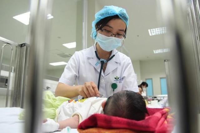 Hà Nội: Hơn 1.100 ca mắc sởi từ đầu năm đến nay