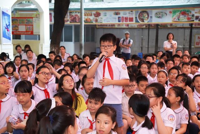   Tiếp tục đồng hành cùng trẻ em nâng cao ý thức tự bảo vệ mình