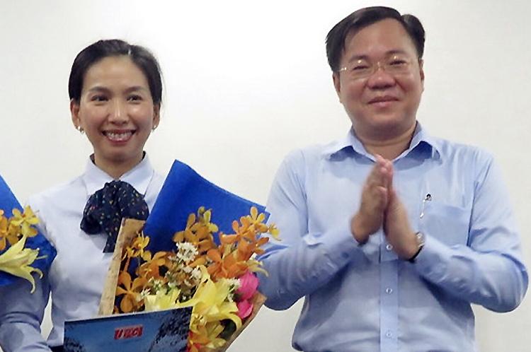 Bắt tạm giam nguyên Tổng giám đốc Công ty Tân Thuận và Tổng giám đốc Sadeco