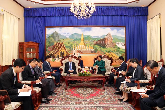 Tuyên truyền sâu rộng ý nghĩa, tầm quan trọng quan hệ đặc biệt Việt Nam - Lào