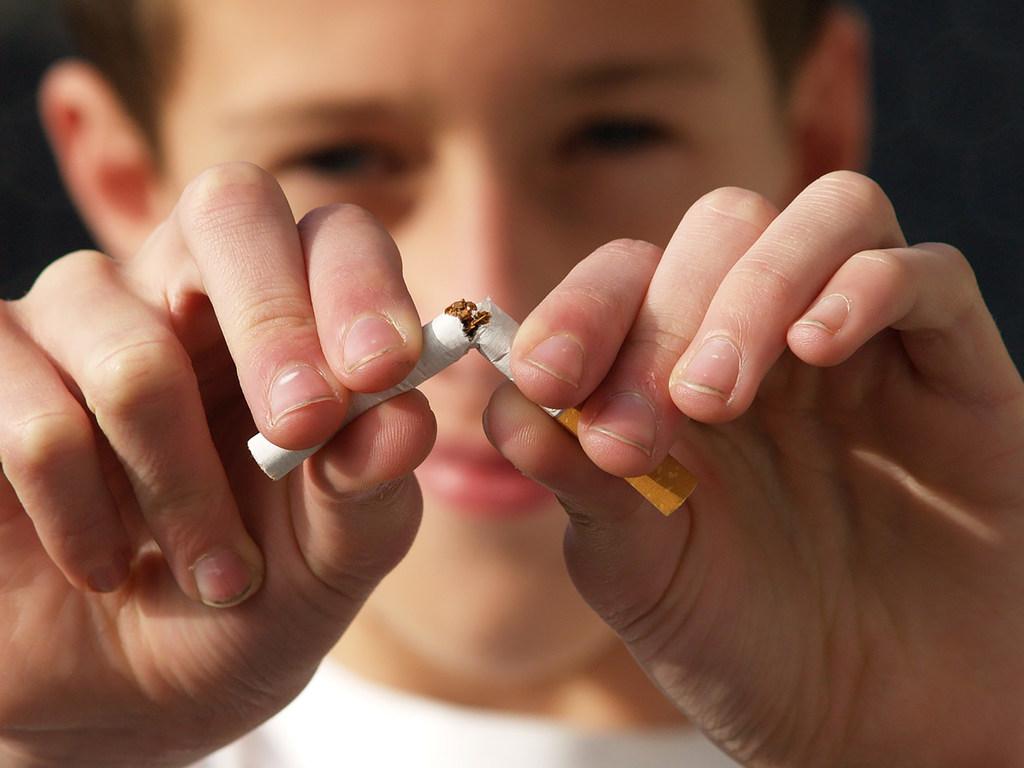Thuốc lá và sức khỏe về phổi