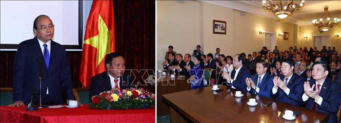 Mỗi người Việt phải là một đại lý tiêu thụ hàng Việt Nam ra nước ngoài