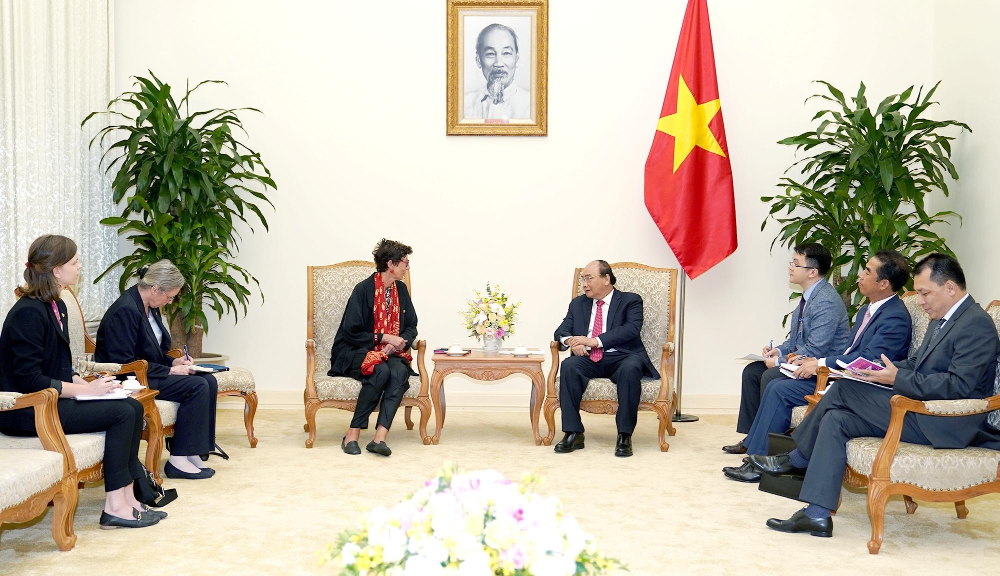 Na Uy là đối tác tin cậy của Việt Nam