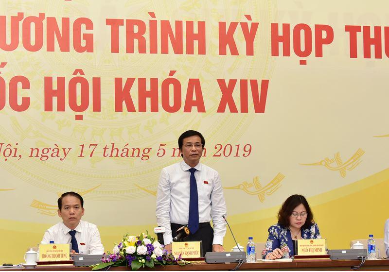 Đổi mới việc báo cáo kết quả giám sát trước Quốc hội tại Kỳ họp thứ 7