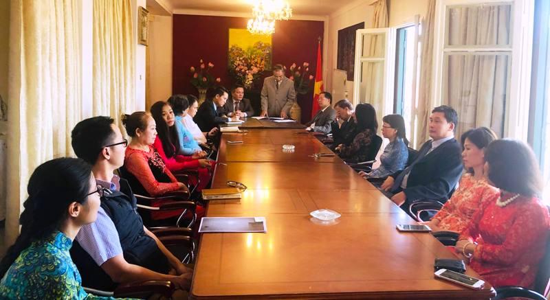 """Tọa đàm """"Học tập phong cách ngoại giao Hồ Chí Minh"""" tại Algeria"""