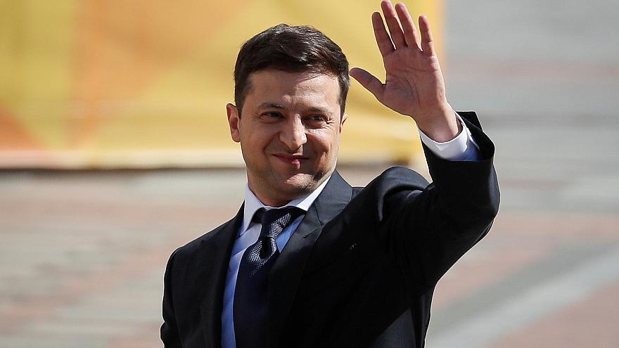 Tân Tổng thống Ukraine tuyên thệ nhậm chức