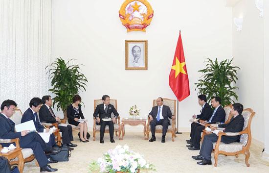 JBIC sẵn sàng hợp tác, hỗ trợ Việt Nam phát triển các dự án nhiệt điện