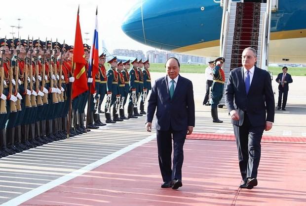 Đưa hợp tác Việt - Nga ngày càng đi vào chiều sâu, thực chất và hiệu quả