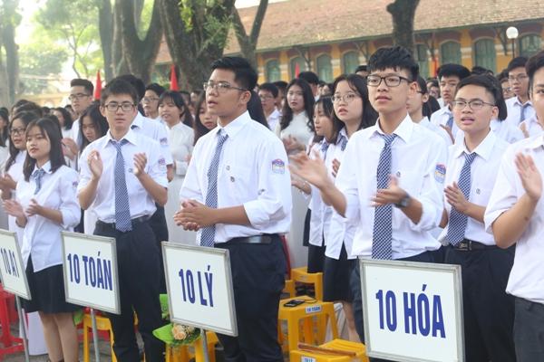 Hà Nội công bố chỉ tiêu tuyển sinh vào lớp 10 năm học 2019 - 2020