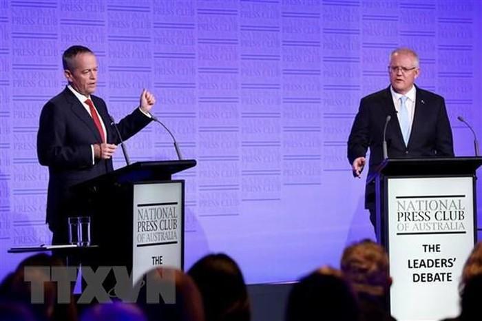 Bầu cử Australia: Các địa điểm bỏ phiếu bắt đầu mở cửa