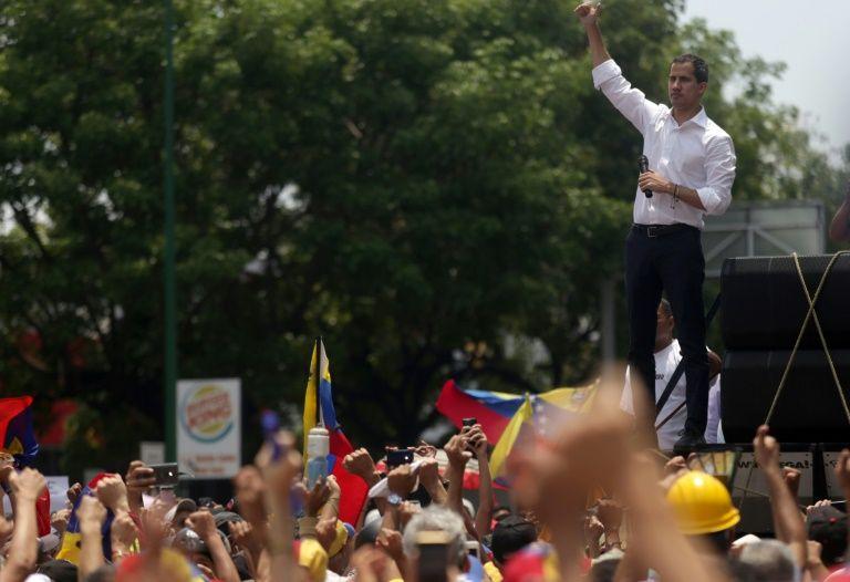 Venezuela: Thủ lĩnh phe đối lập tiếp tục kêu gọi biểu tình