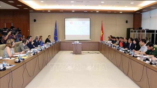 Việt Nam - EU cam kết tăng cường tổng thể hợp tác