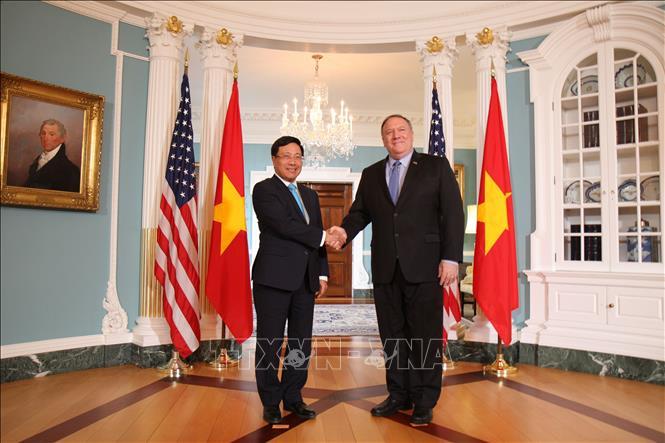 Phát huy hơn nữa tiềm năng, cơ hội hợp tác Việt Nam - Hoa Kỳ
