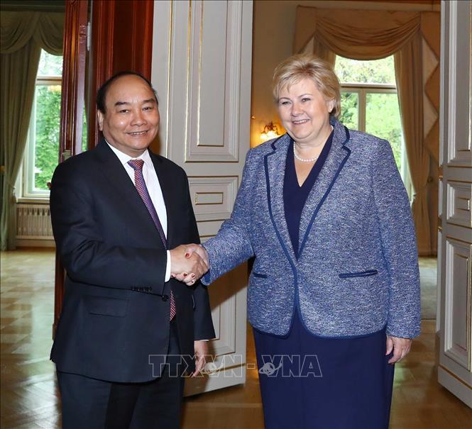 Na Uy là đối tác quan trọng của Việt Nam ở Bắc Âu