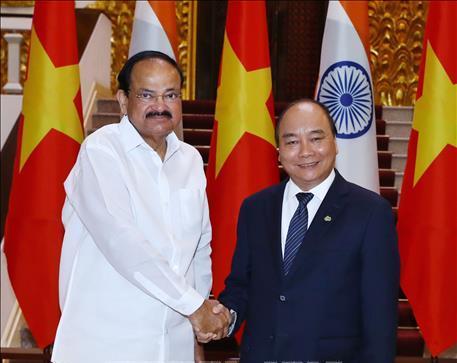Coi hợp tác kinh tế - thương mại là trụ cột trong quan hệ Việt Nam - Ấn Độ