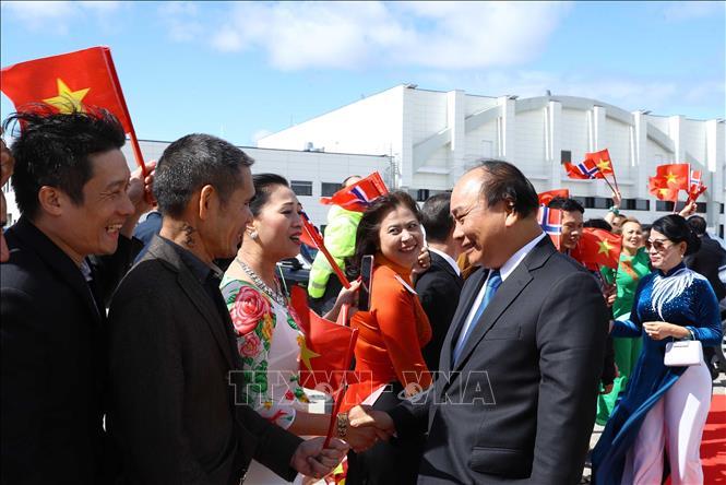 Thủ tướng Nguyễn Xuân Phúc kết thúc tốt đẹp thăm chính thức Vương quốc Na Uy