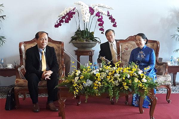 Vun đắp tình hữu nghị, đoàn kết gắn bó Việt Nam – Campuchia