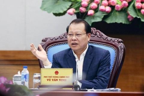 Nguyên Phó Thủ tướng Vũ Văn Ninh bị đề nghị  xem xét kỷ luật