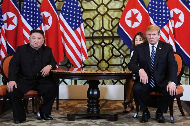KCNA: Nhà lãnh đạo Triều Tiên hài lòng về bức thư của Tổng thống Mỹ