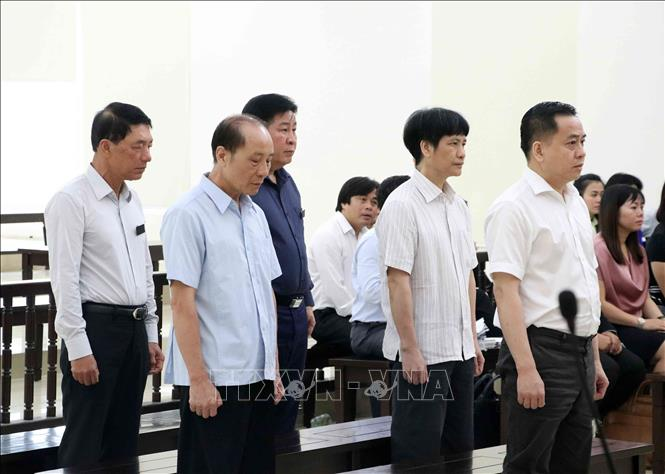 """Phúc thẩm vụ án Vũ """"nhôm"""": Đề nghị y án sơ thẩm đối với cả 5 bị cáo"""