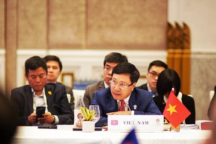Những tiến triển tích cực trong xây dựng Cộng đồng ASEAN