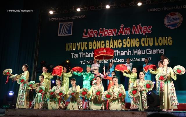 13 tỉnh, thành tham gia Liên hoan Âm nhạc Đồng bằng sông Cửu Long 2019
