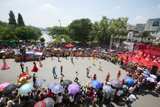 """Hà Nội tổ chức nhiều sự kiện kỷ niệm 20 năm """"Thành phố vì hòa bình"""""""
