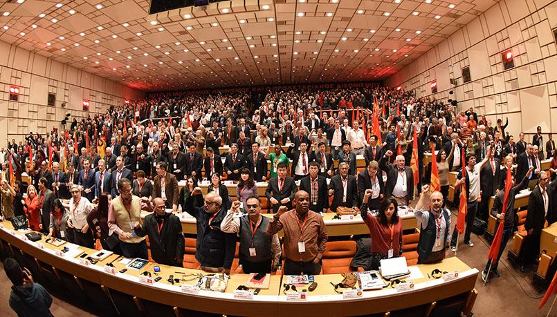 Đảng Cộng sản Mỹ tổ chức Đại hội lần thứ 31 và kỷ niệm 100 năm ngày thành lập