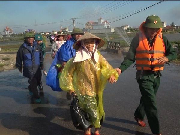 Nam Định: Diễn tập phòng, chống thiên tai, tìm kiếm cứu nạn năm 2019