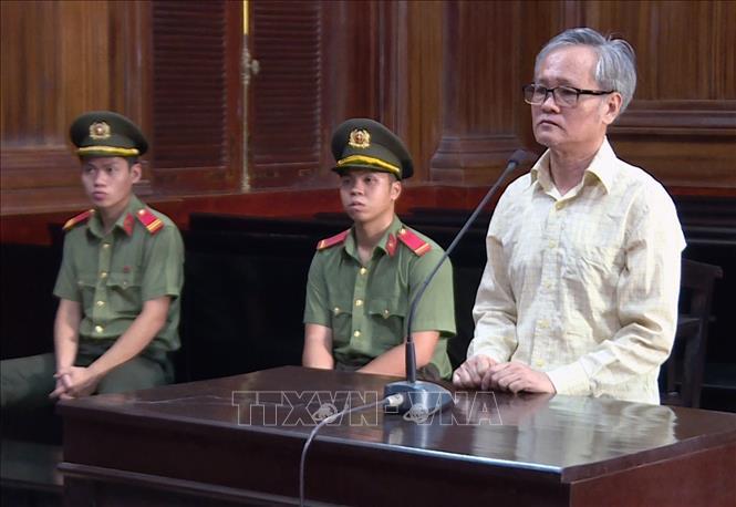 """Tuyên phạt bị cáo Trần Công Khải 8 năm tù về tội """"Hoạt động nhằm lật đổ chính quyền nhân dân"""""""