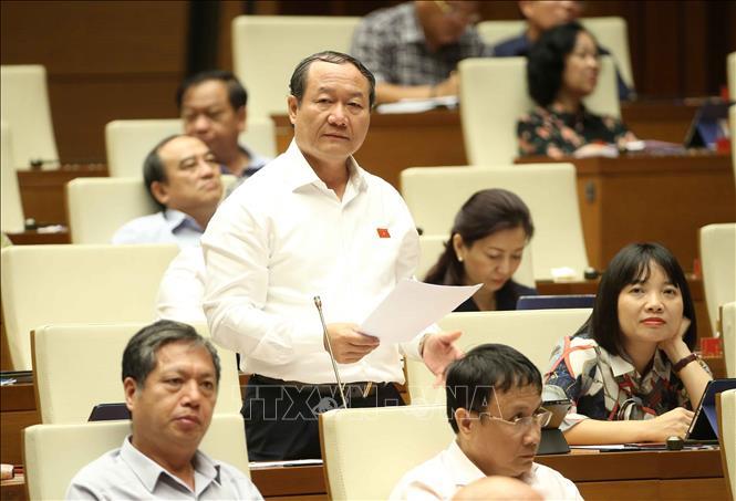 Đại biểu Quốc hội nhất trí cao về việc sử dụng hộ chiếu điện tử