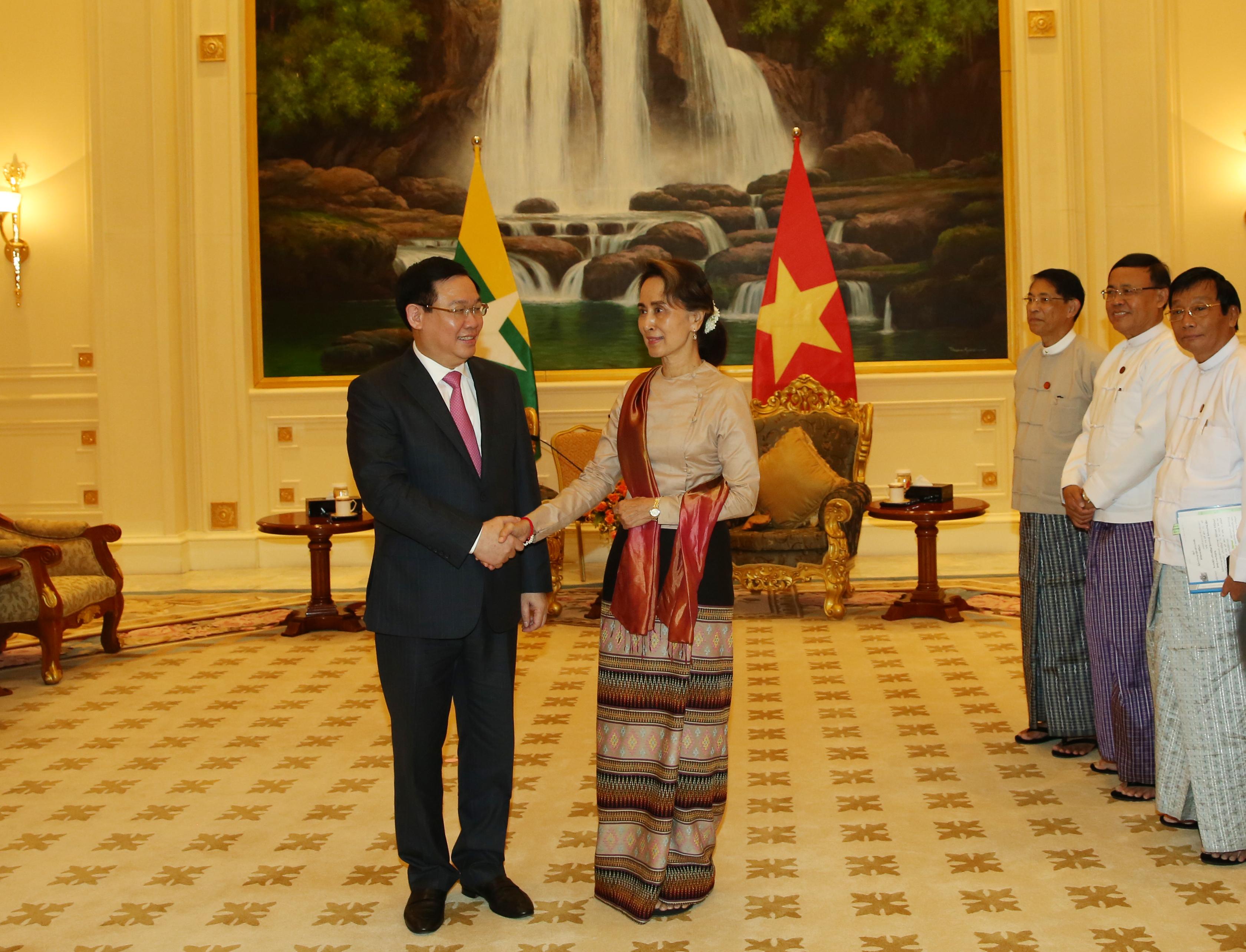Thúc đẩy hợp tác giữa Việt Nam và Mi-an-ma