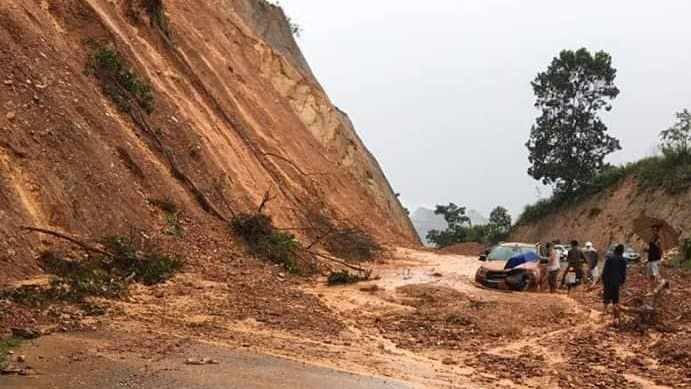 Thiệt hại do thiên tai tiếp tục tăng tại một số tỉnh miền núi