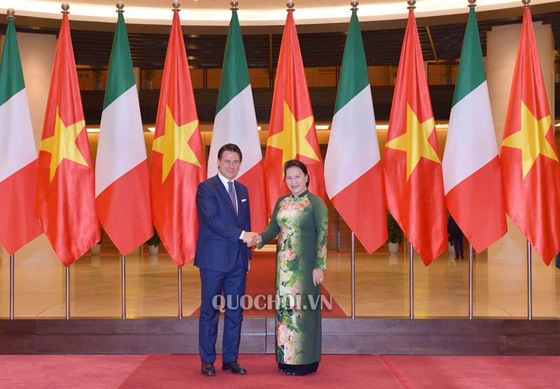 Italy ủng hộ Việt Nam ứng cử vị trí Ủy viên không thường trực HĐBA LHQ