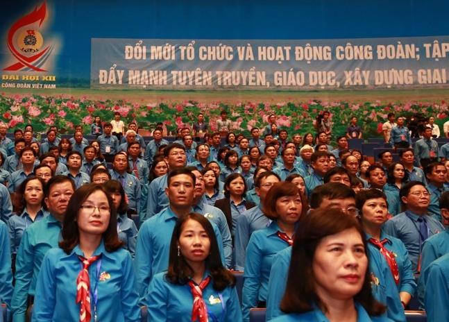 Hướng dẫn tuyên truyền kỷ niệm 90 năm thành lập Công đoàn Việt Nam