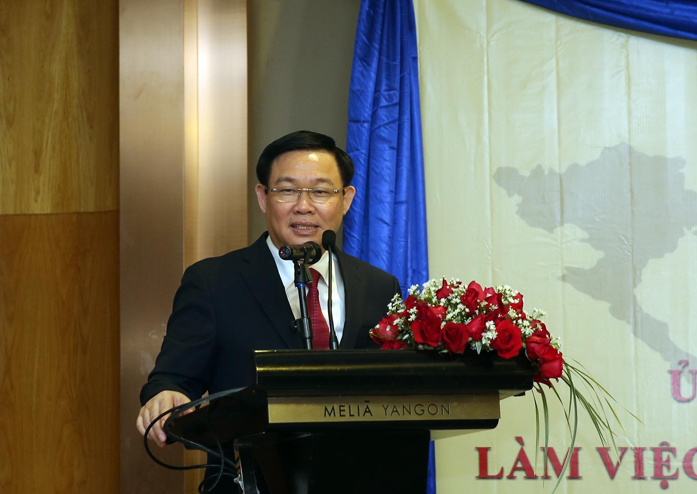 Đưa kim ngạch thương mại Việt Nam - Mi-an-ma đạt trên 1 tỷ USD vào năm 2020