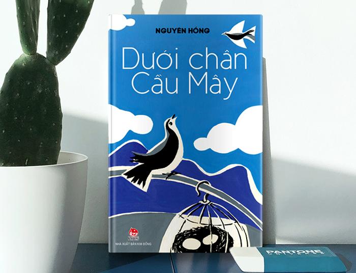 """Ra mắt ấn bản mới """"Dưới chân Cầu Mây"""" của nhà văn Nguyên Hồng"""