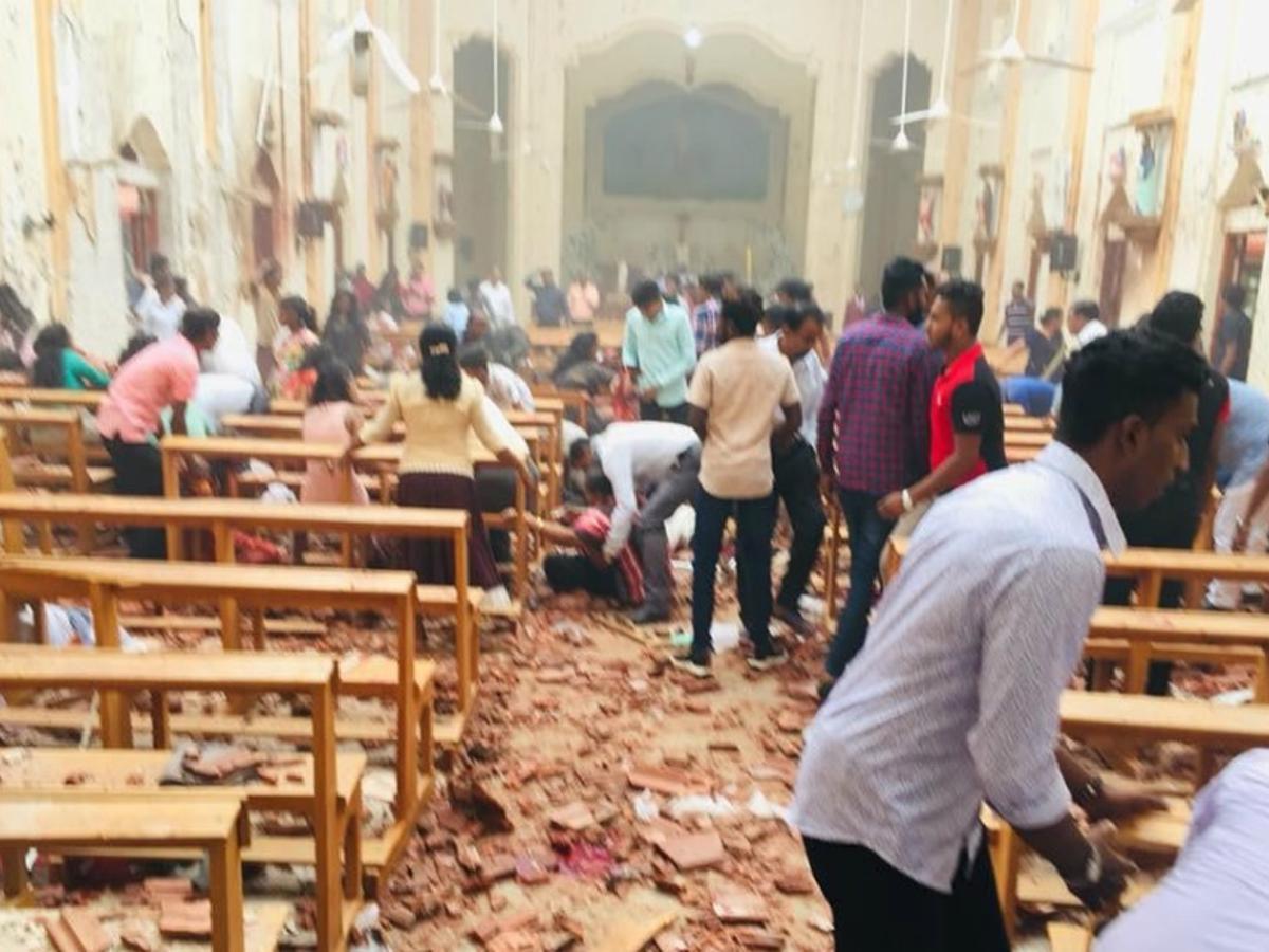 Bắt giữ nghi phạm chính gây ra vụ đánh bom hàng loạt ở Sri Lanka
