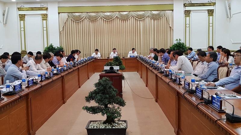 """TP Hồ Chí Minh triển khai mô hình """"phòng họp không giấy"""""""