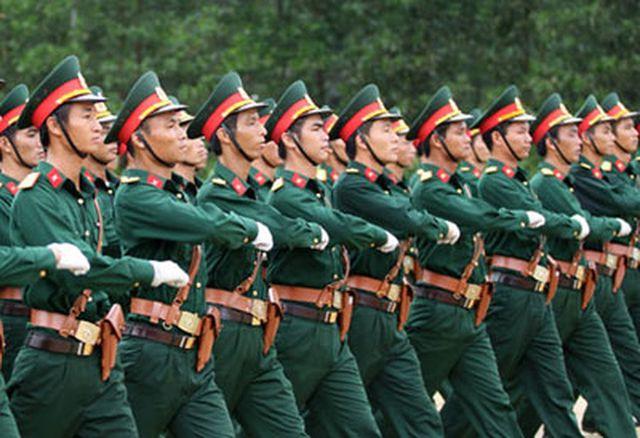 Hướng dẫn thực hiện mức lương cơ sở đối với các đối tượng đang hưởng lương  trong Bộ Quốc phòng