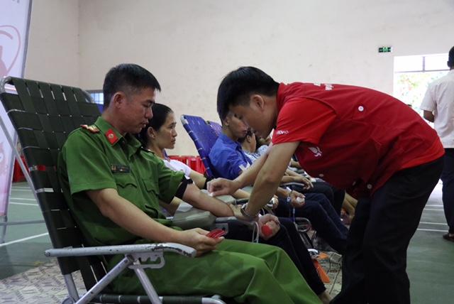 Đắk Lắk: Hơn 5.000 người tham gia hiến máu tình nguyện