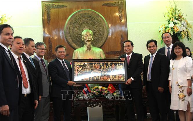 Việt Nam sẵn sàng hợp tác, chia sẻ với Lào kinh nghiệp trong phát triển nông nghiệp